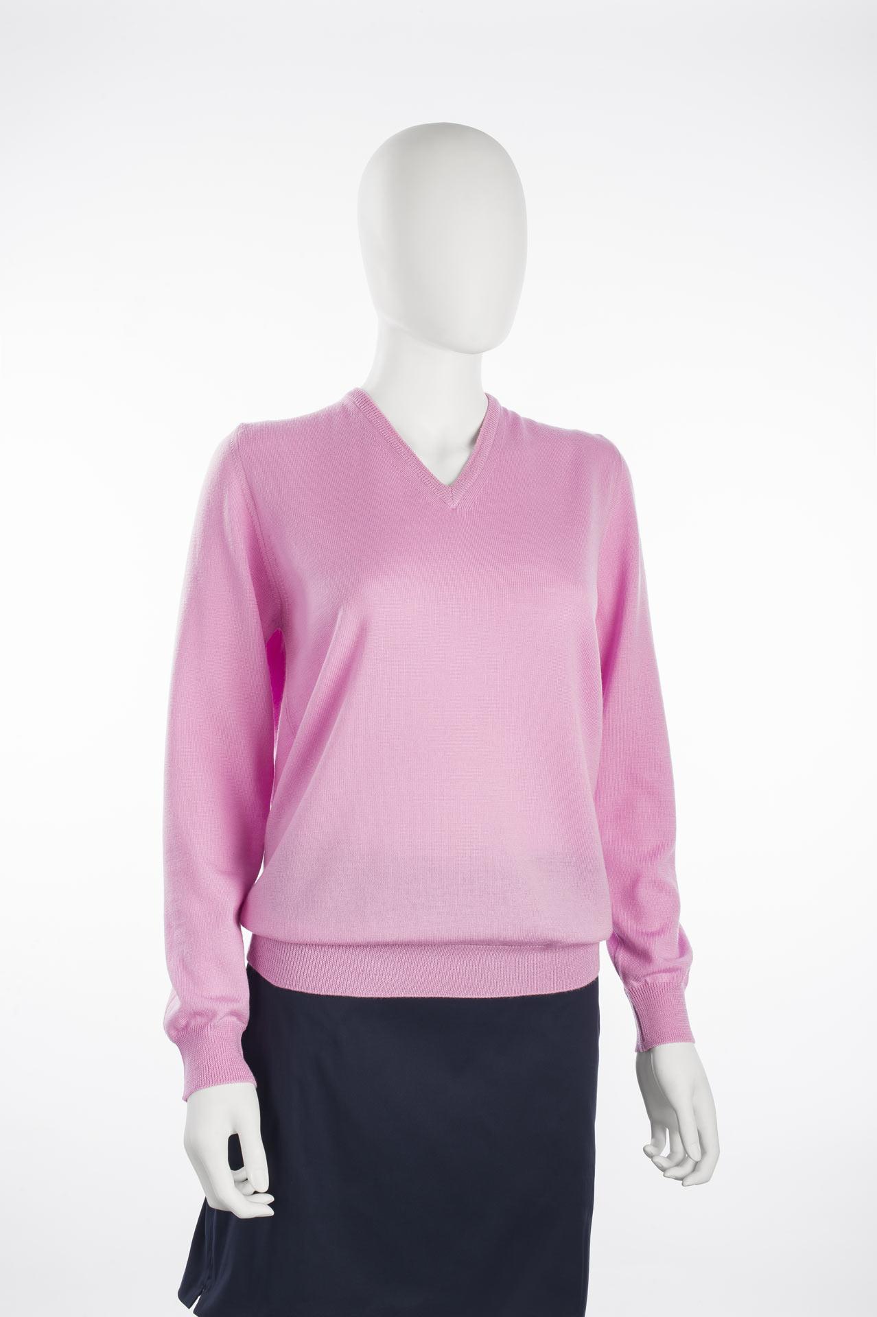 Pullover donna manica lunga