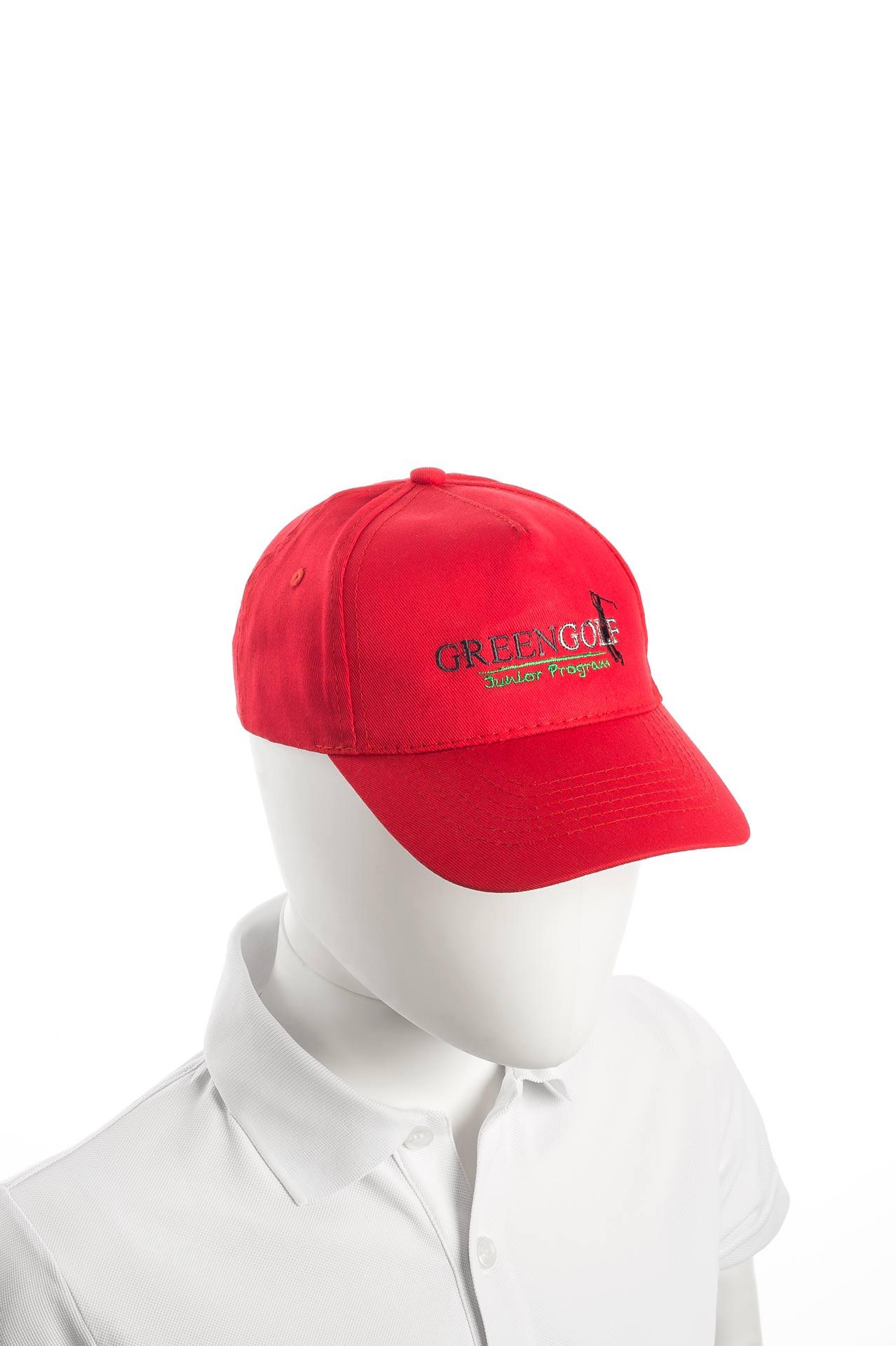 Cappellino bambino Art. 3011 colore rosso