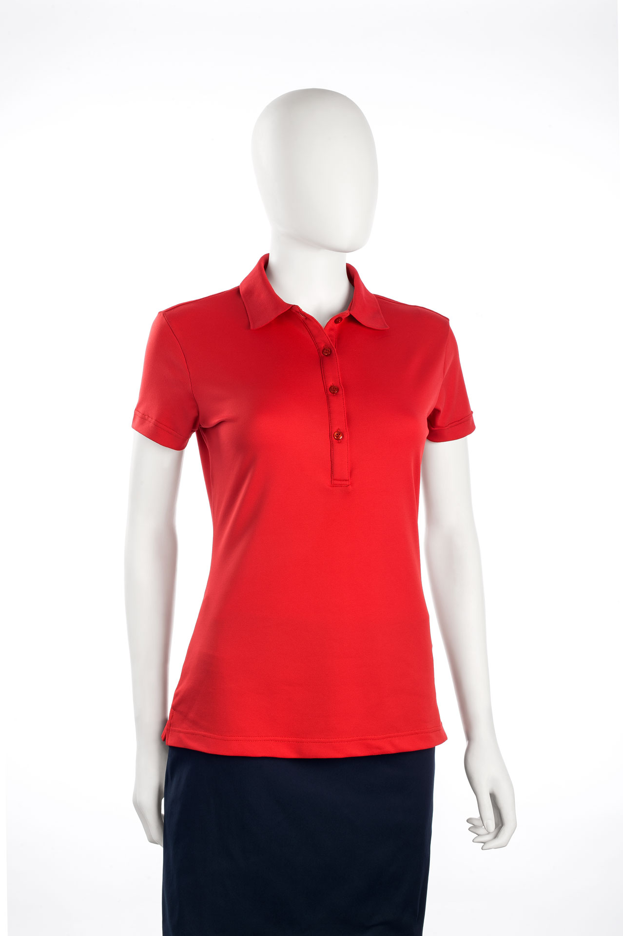 Polo donna manica corta art.7000 colore 0299
