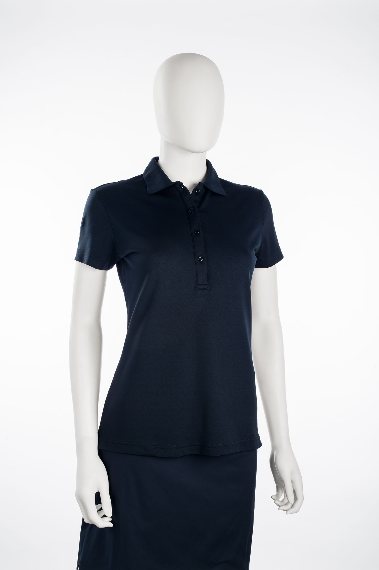 Polo donna manica corta art.7000 colore 0570