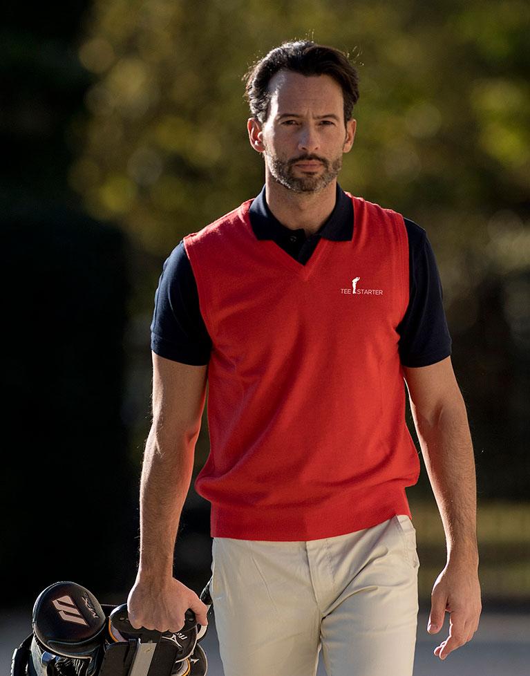 Abbigliamento da golf collezione uomo