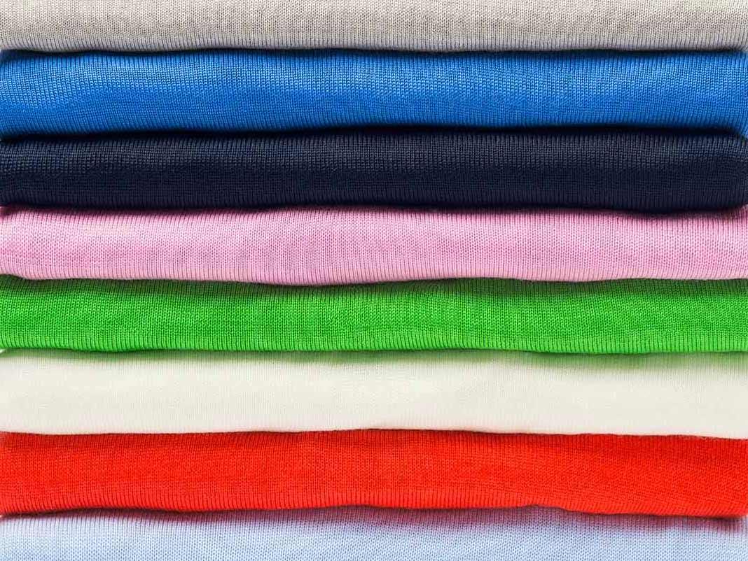 Il tessuto delle Polo