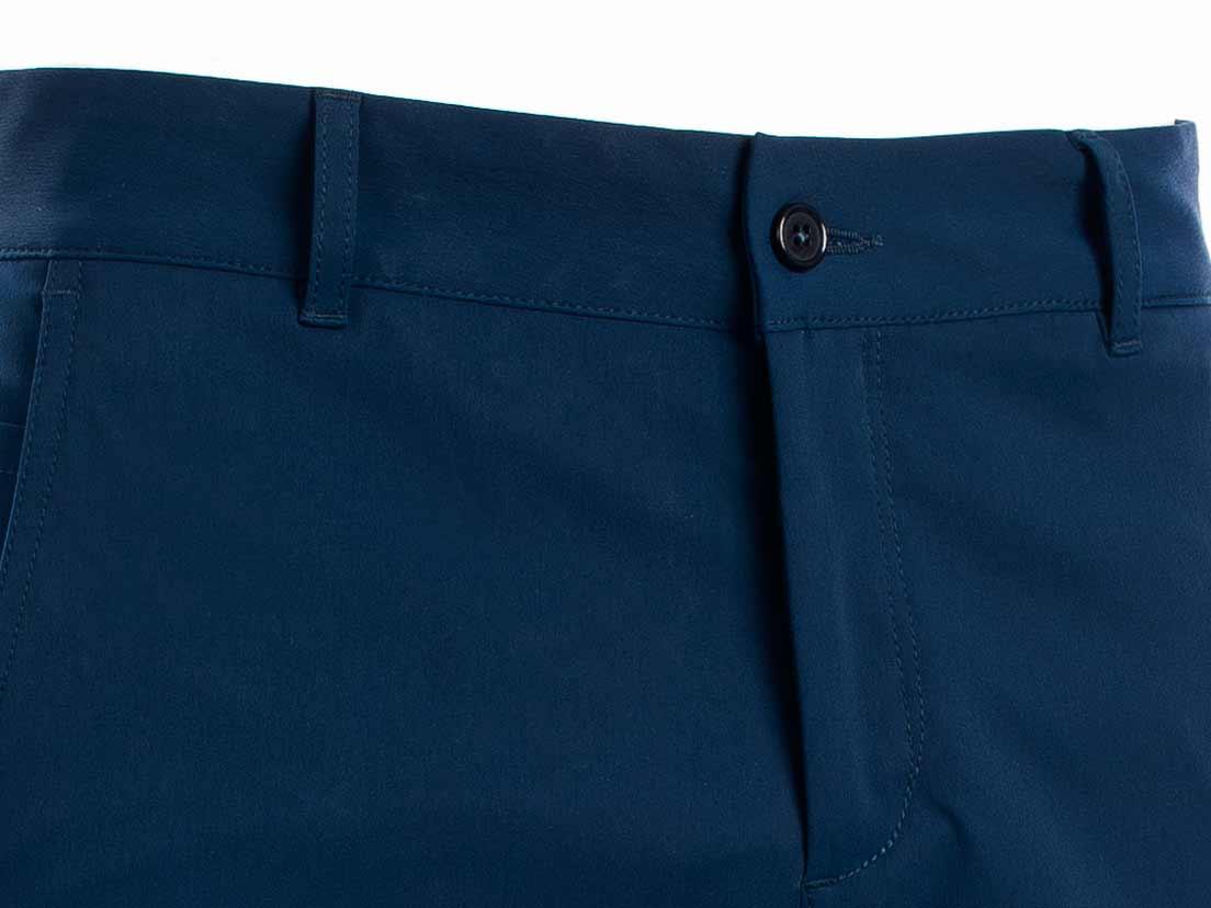 Particolare di pantalone di tessuto Tocqueville